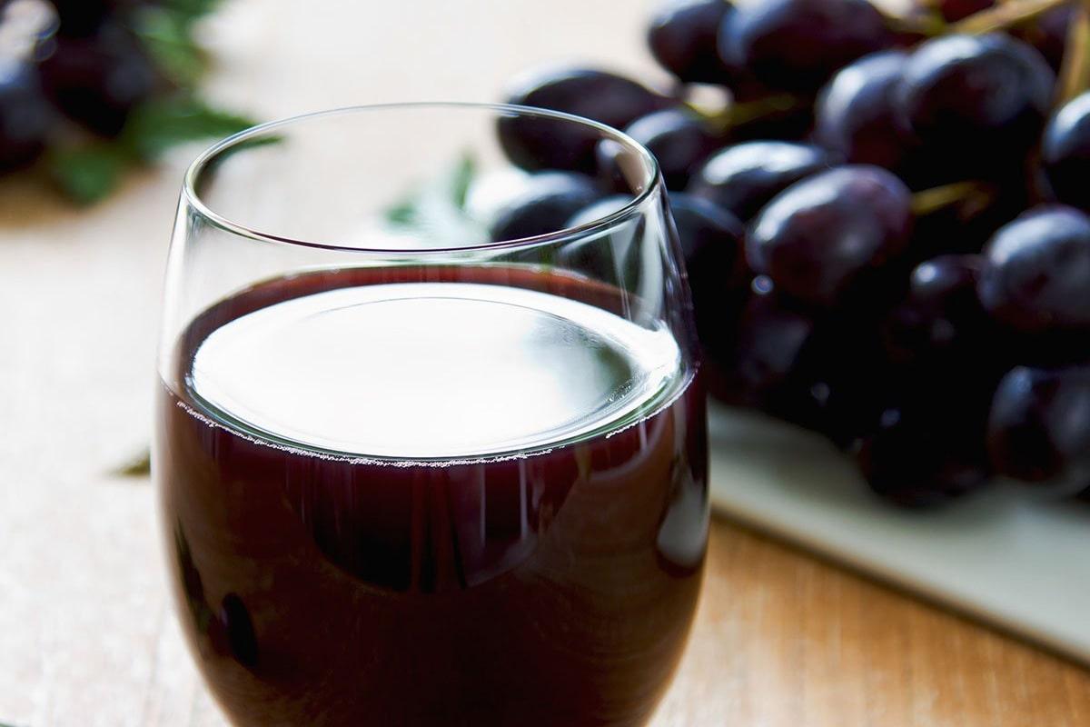 Comment avoir un corps, un cœur et une mémoire solides grâce au jus de raisin ?